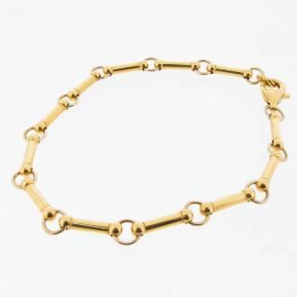 BE0025 Yellow bracelet
