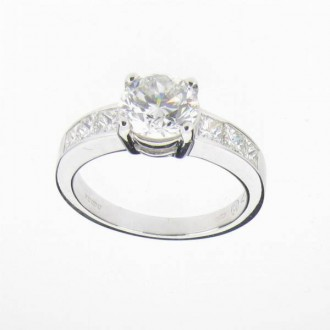 MS1806 Diamond Single Stone