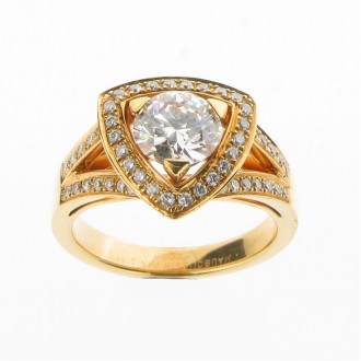 MS2830 Diamond Dress Ring