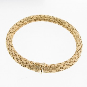MS4303 Pre owned. 18ct gold Bracelet