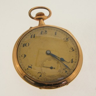 MS4571 Second hand. Pocket Watch