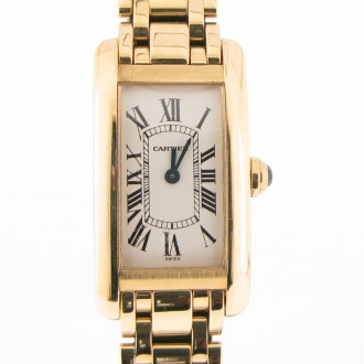 MS4998 Ladies Cartier Tank Americaine