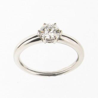 MS5165 Platinum Diamond Ring