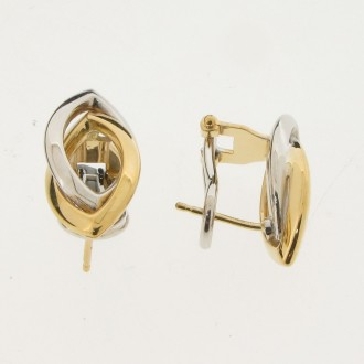 MS5471 18ct Gold Earrings