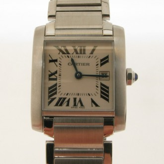 MS5764 Cartier Tank Francaise Mid size