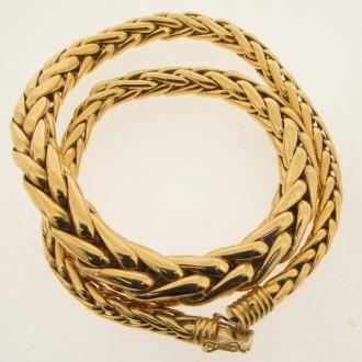 MS5973 18ct gold Necklet
