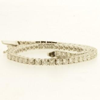 MS6563 Diamond Line Bracelet