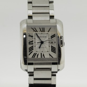 MS6596 Gents Cartier Tank Anglaise