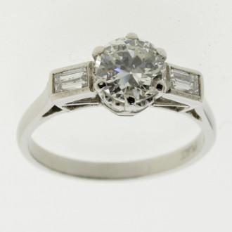 MS6614 Diamond Ring