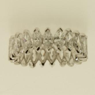 MS6701 Diamond Full Eternity Ring