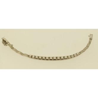 MS6960 Vintage Diamond Bracelet