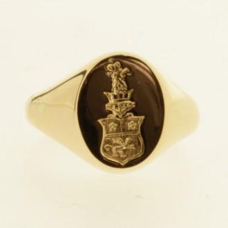MS7085 Signet Ring