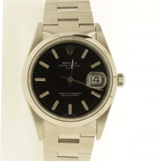 MS7411 Pre owned. Rolex Oyster Perpetual Date