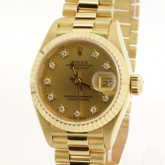 MS7525 Lady's Rolex Datejust