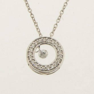 NK0120 Diamond Pendant