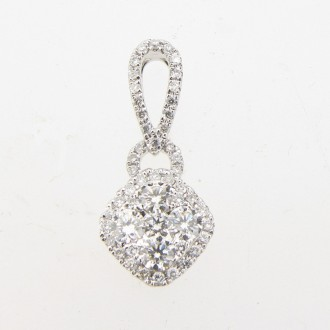 PD0464 Diamond Pendant