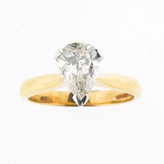 RD0098 18ct Diamond Solitaire