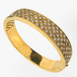 MS2054 Diamond Cuff