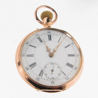 MS4467 1920's Pocket Watch