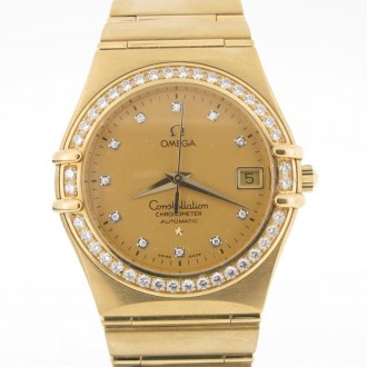 MS4926 18ct Omega Constellation Watch