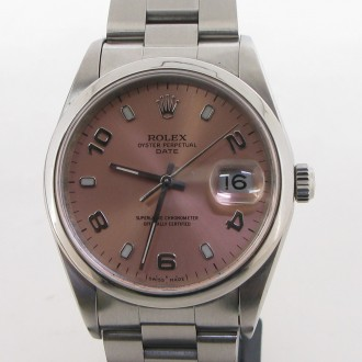 MS5187 Rolex Oyster Perpetual Date Watch