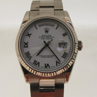 MS5934 Rolex Oyster Perpetual Day Date