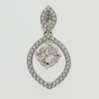 MS6321 Diamond Pendant
