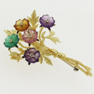 MS6573 Brooch
