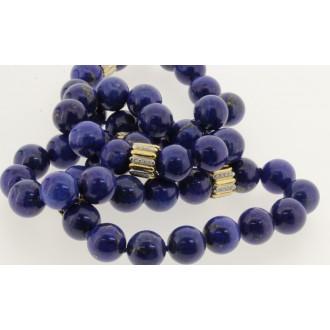 MS6937 Lapis Beads