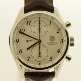 MS7061 Pre owned. Gent's TAG Carrera Watch