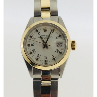 MS7249 Ladies Rolex Oyster Perpetual Date