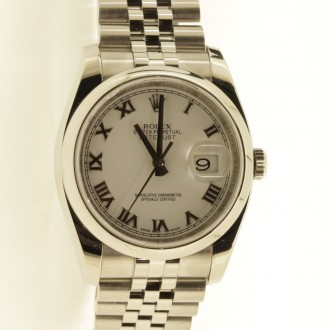 MS7435 GENTS ROLEX OYSTER PERPETUAL DATEJUST