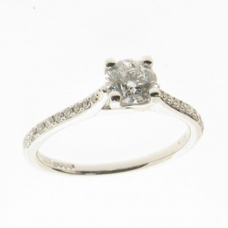 RD0349 Diamond Ring
