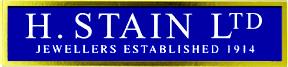H.STAIN LTD, Jewellers, Engagement Rings, Diamonds, UK, Jewellery.